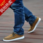 Кроссовки_Summer_lacing_muscle_outsole_trend_canvas_man_shoes_mens_fashion_sneakers,_blue_canvas_sneakers,_купить_в_интернет_маг
