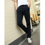 Мужские_штаны_2013_spring_men__39;s_sports_pants_casual_pants_fashion_trousers_health_pants_loose_slim_men__39;s_в_интернет-магазине_Сen