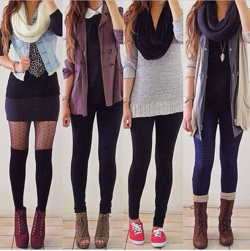 Winter Outfits 2014 2015 Fashion Trends 2016 2017