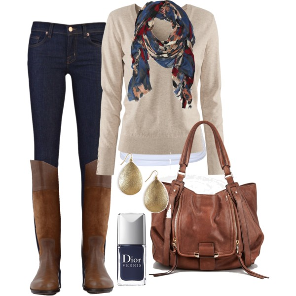 Foto Womens Casual Fall Fashion Trends 2014 2015 Fashion