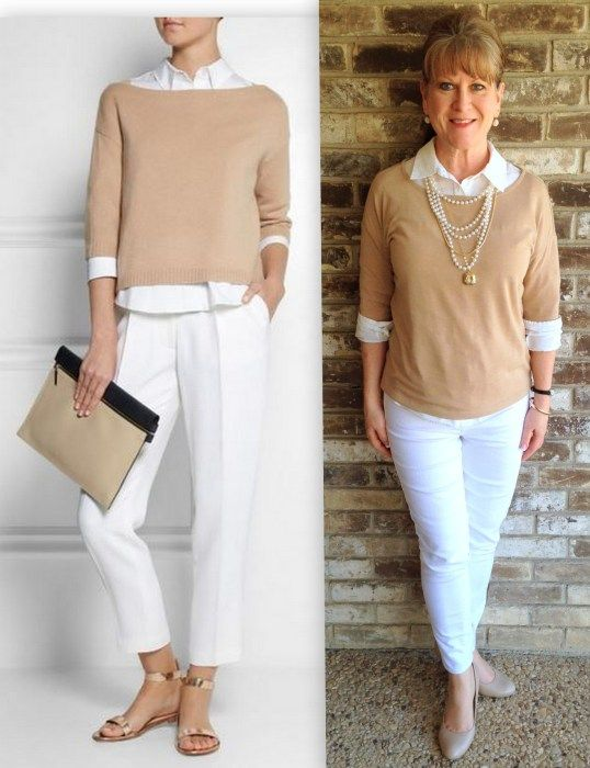 Fashion tips for over 50