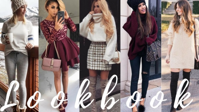 Top 10 Trendiest Outfits For Women In 2014: 35+ Cute Winter Style Tumblr