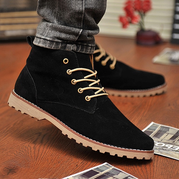 Gold  New Fashion Breathable Dress Shoes