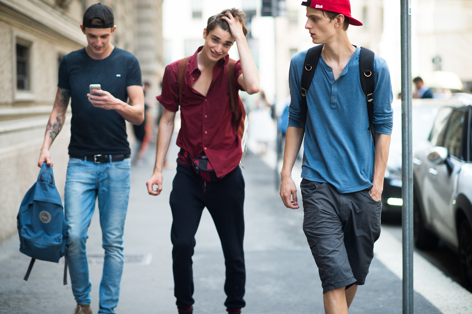 2015 Urban Fashion Trends The Image Kid Has It
