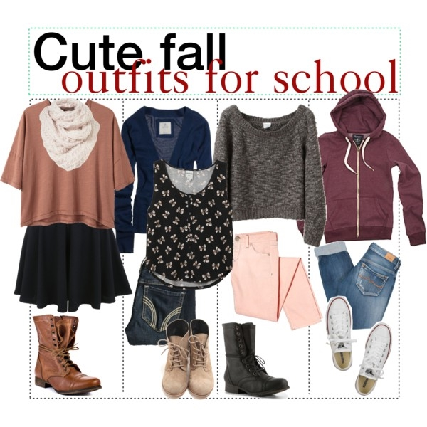 Cute Outfits For High School Tumblr 2015-2016