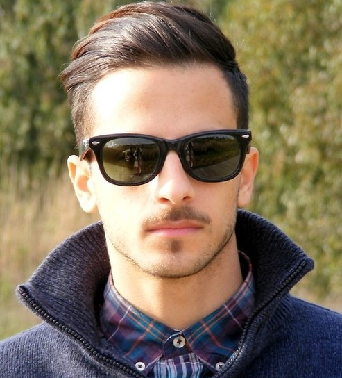 Look Men 2015 Hair