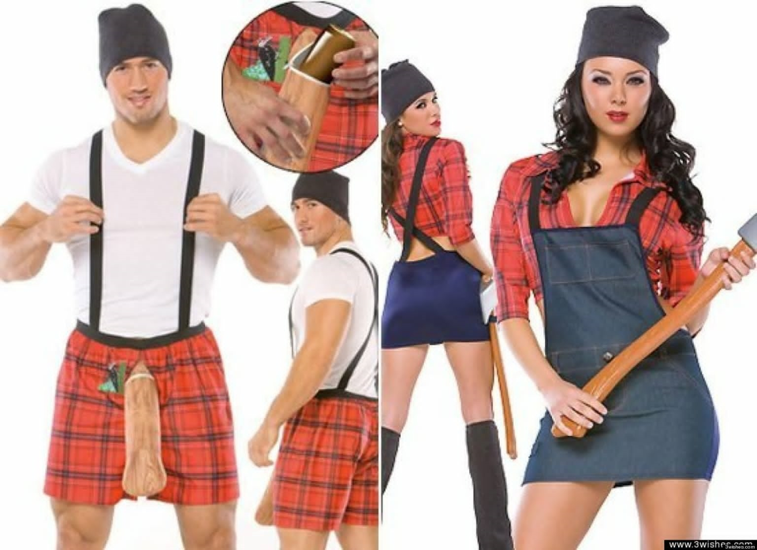 Partner Halloween Costumes For Friends