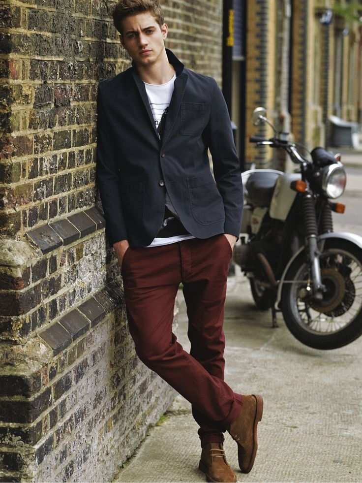 Urban Men's Casual Fashion 2015-2016