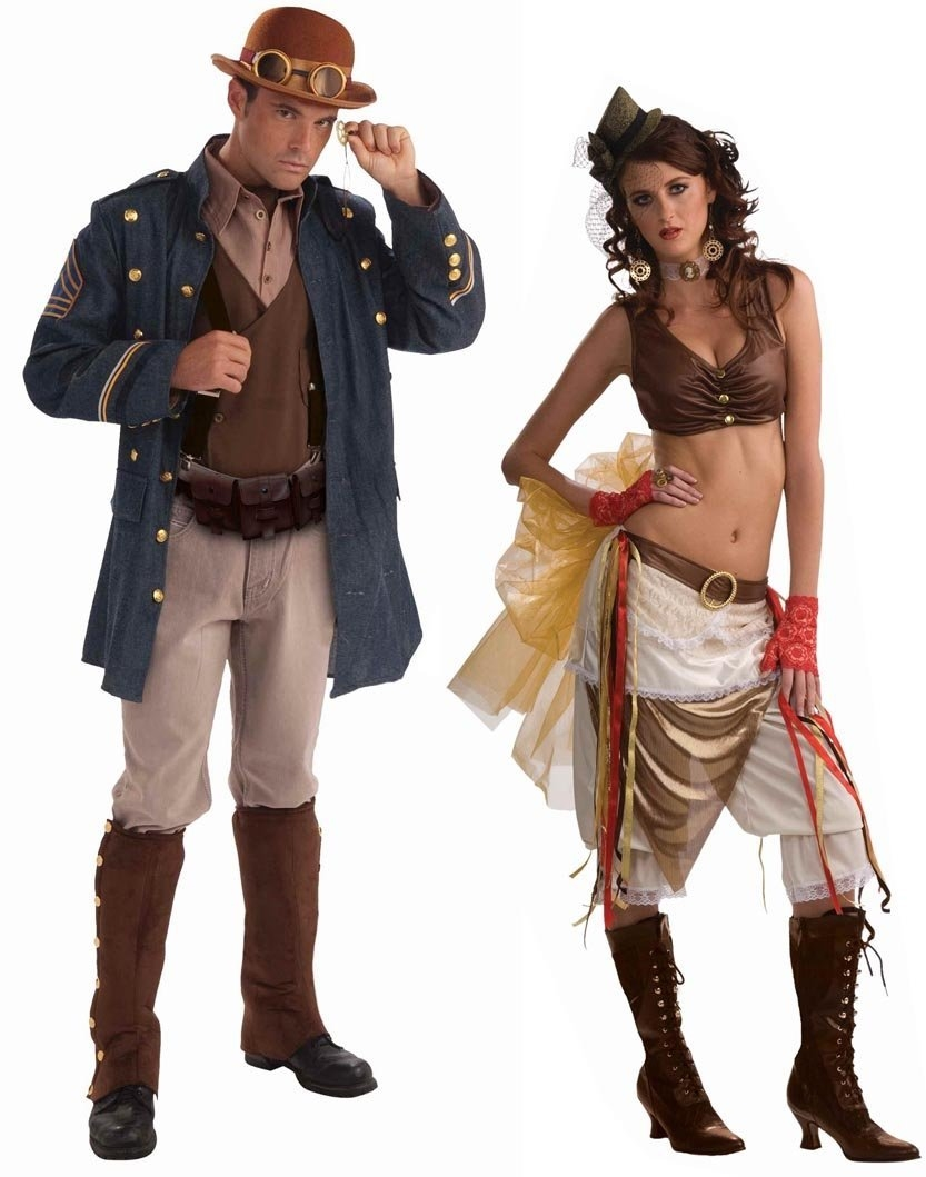 Simply adult halloween costume ideas couples