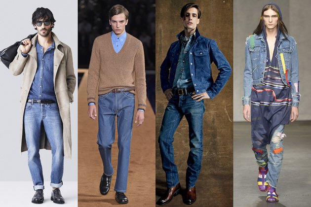 Latest Men Fashion Trends 2015 Winter Fashion Trends Men