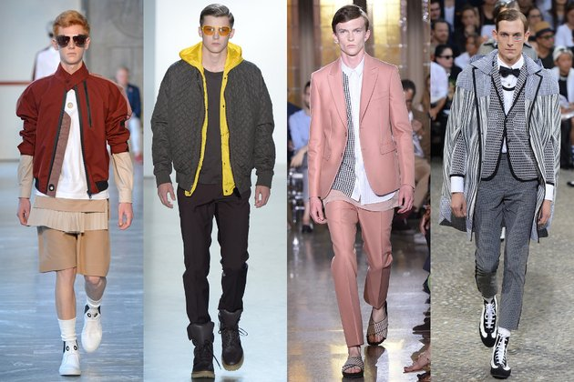 Men Fashion Trends 2015 Teen Work Trends Summer
