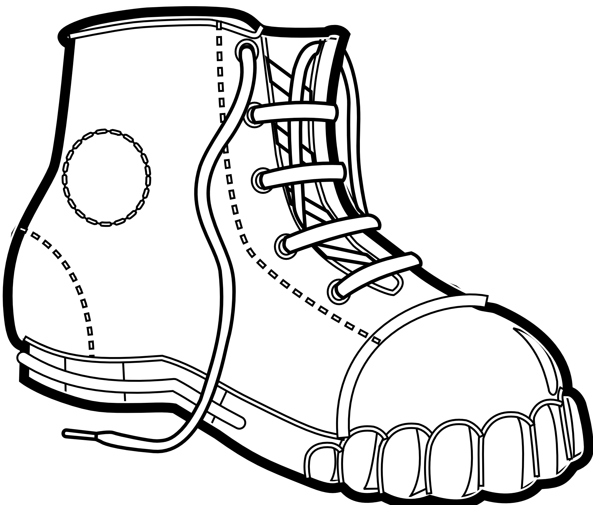 winter boots clipart free - photo #47