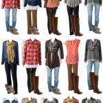 15_Cozy_Casual_Fall_Mix_and_Match_Outfits_from_Kohls_Наряды,_Модные_Доски_и_Осень