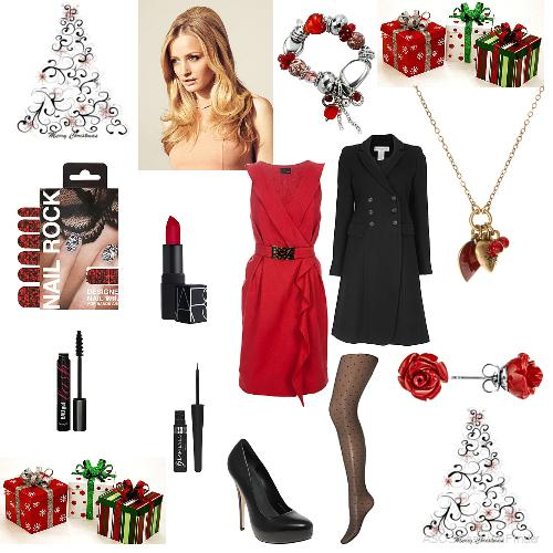 2014 Christmas Party Dress: Office Christmas Party Outfit Ideas Pictures 2014-2015