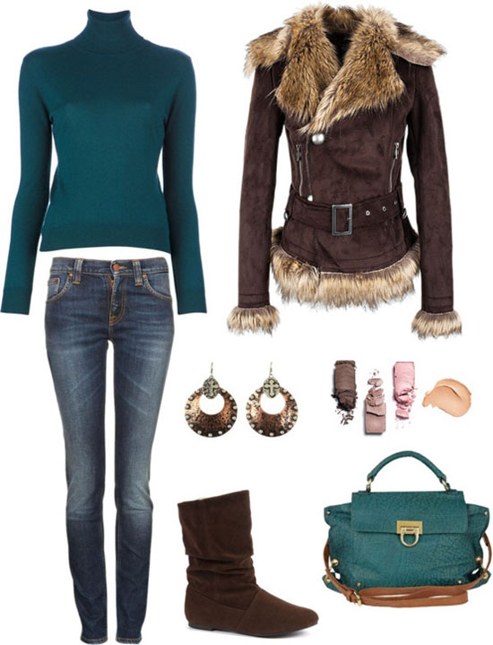 Casual Fall Fashion Foto Outfits 2014-2015