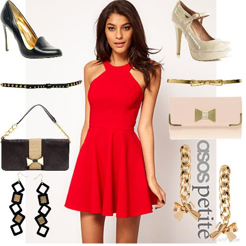 Christmas party outfit ideas pictures 2014 2015 fashion trends 2016