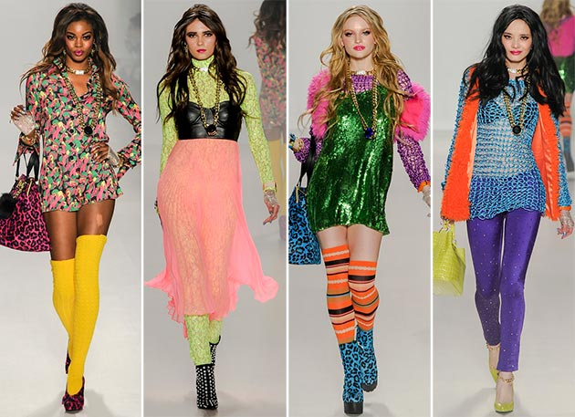 New Fashion Trends For Women 2014-2015