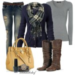 Casual_Dress_Casual_Fall_Outfits_aecfashion.com