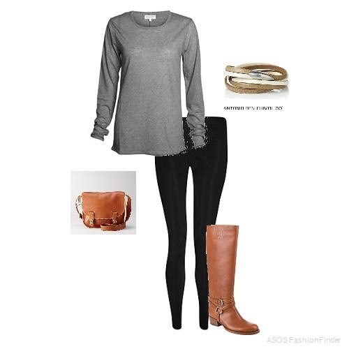 Casual Fall Outfits Foto 2015-2016 | Fashion Trends 2016-2017