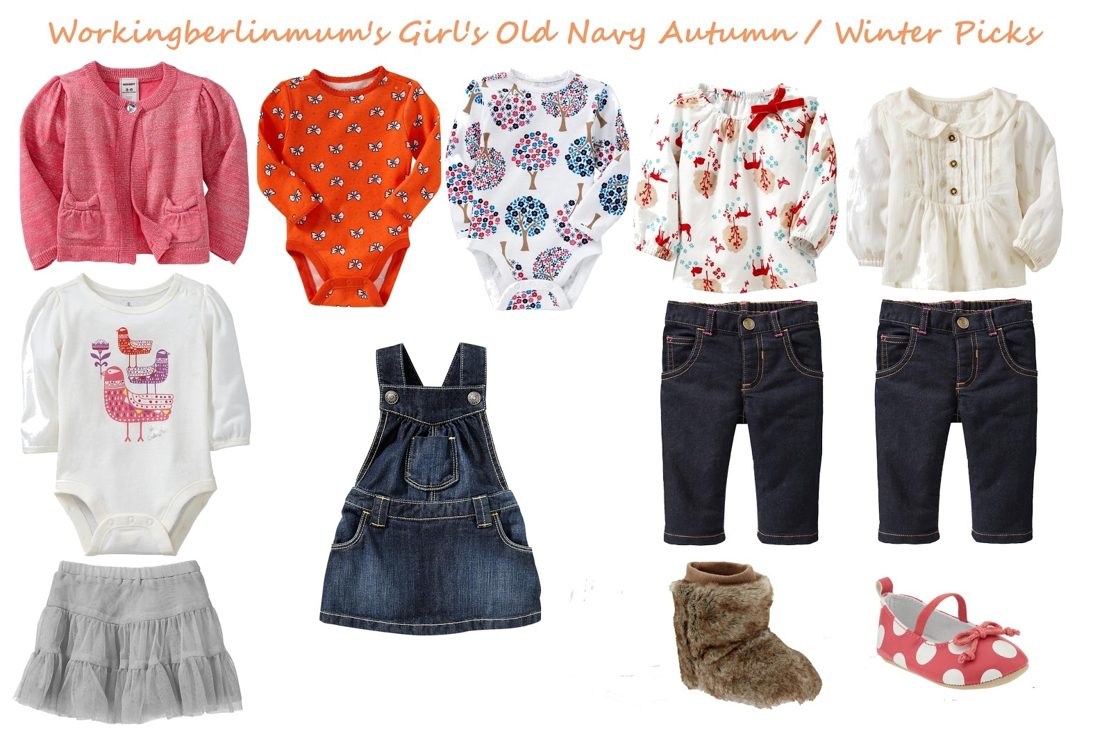 Cute Baby Girl Winter Outfits