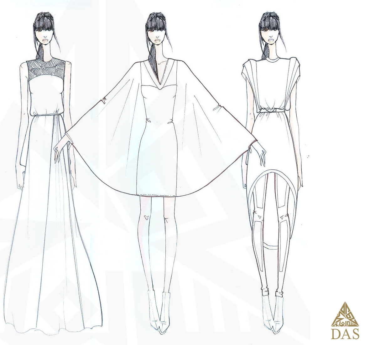 Fashion Design Sketches Shoes | Shopping Guide. We Are ...