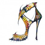 Fashion_Design_Sketches_Of_Shoes_Images__amp;_Pictures_-_Becuo