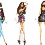 Fashion_Sketches_Of_Short_Dresses