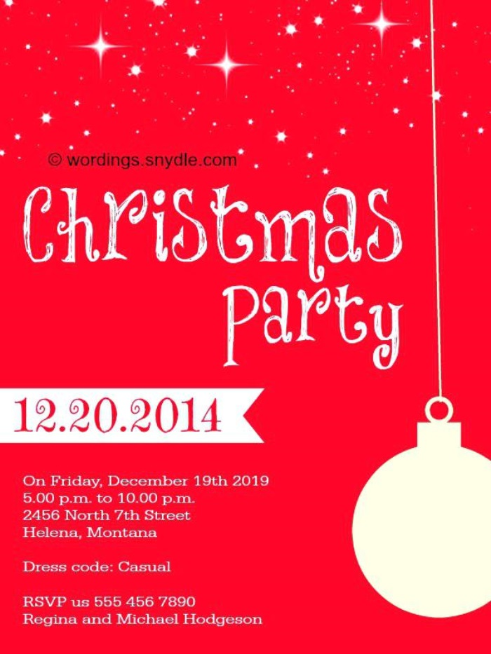 tacky christmas sweater party invitation wording images