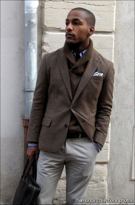 Fashion week Trends Fashion for black men for lady