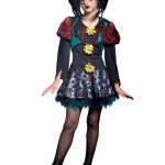girls_circus_clown_costume_eBay