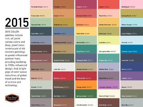 Fall 2015 Color Trends 2014-2015 | Fashion Trends 2015-2016