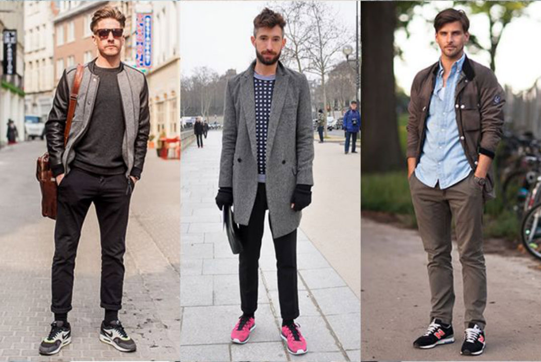 Foto Urban Fashion Trends For Men 2014-2015