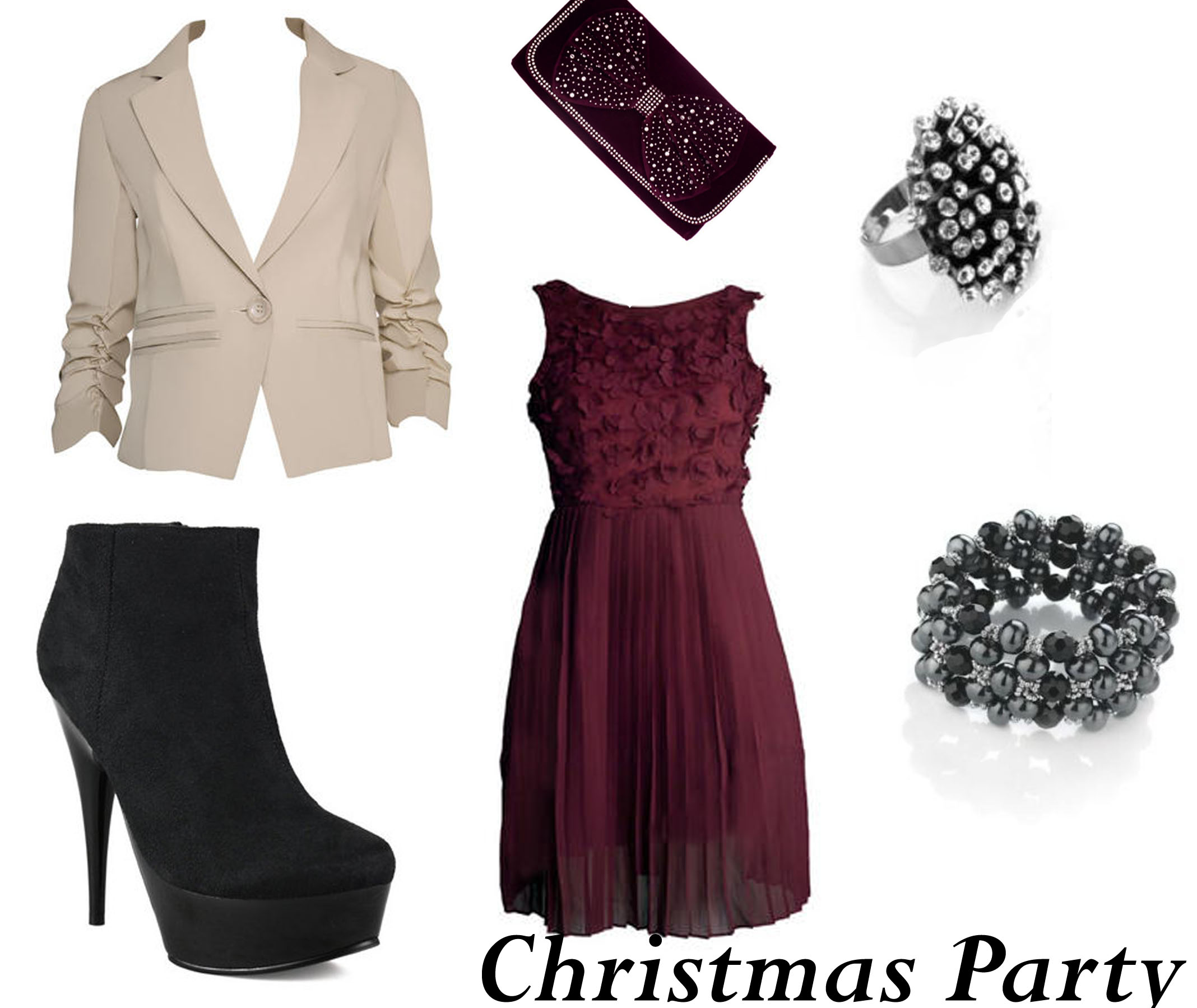 Christmas Party Outfits For Women