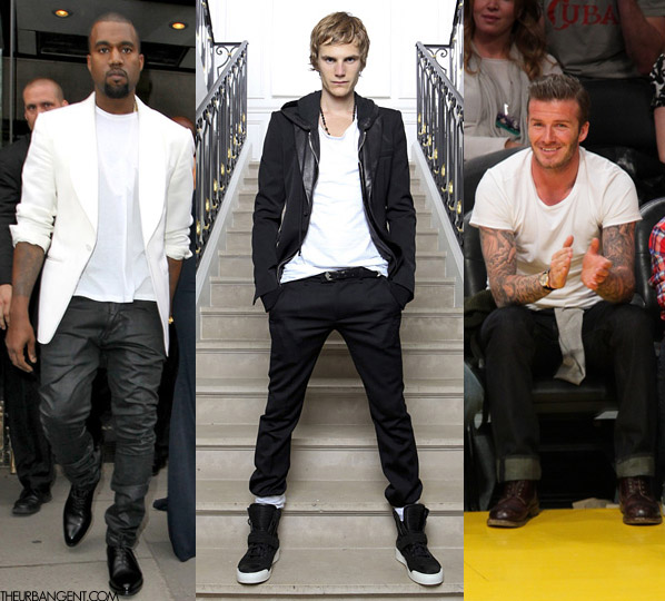 Urban fashion for men 2012 - 2013