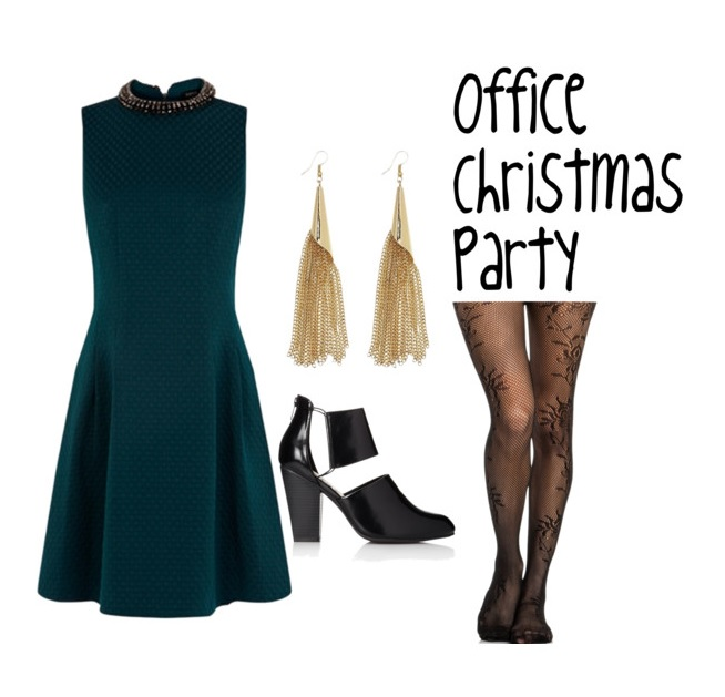 2014 Christmas Party Dress