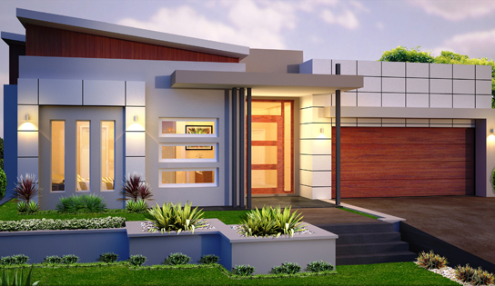 Modern Single Storey House Designs 2014 2015 Fashion
