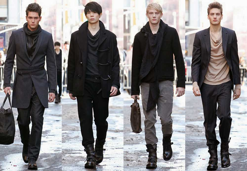 Men Urban Fashion Trends 2015
