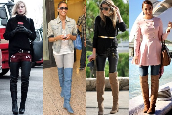 Casual Fall Fashion Boots 2015 2016 Fashion Trends 2016 2017