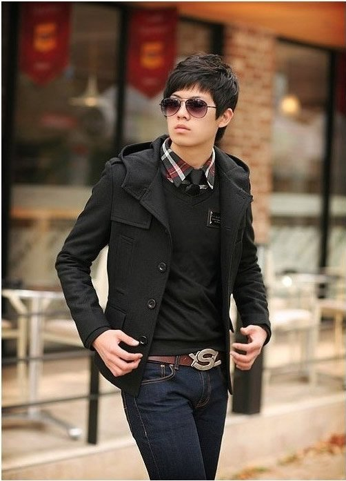 Korean Winter Fashion Men 2015 2016 Fashion Trends 2016 2017