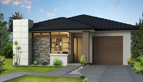 Modern Single Storey House Designs 2016-2017