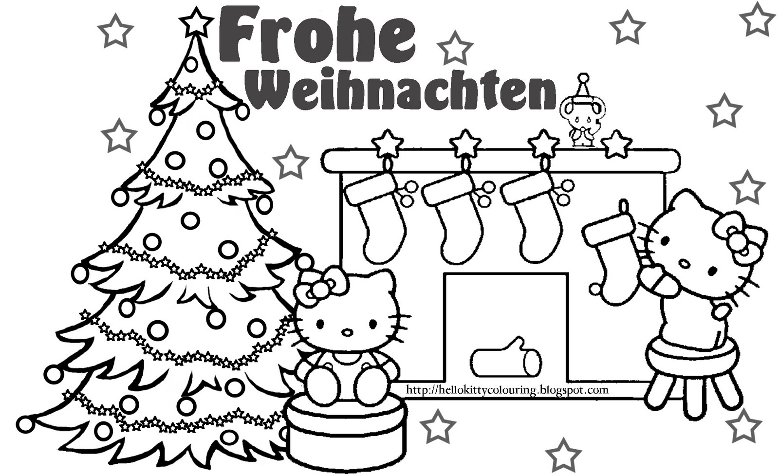 Coloring Pages That Say Merry Christmas Photos | Shopping ...