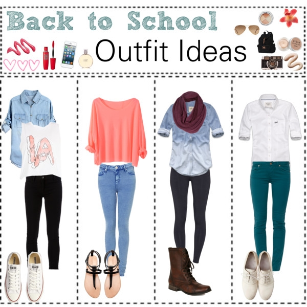 Teen fashion outfits for school 2015 2016 fashion trends 2016 2017