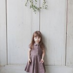 Cacao_Linen_Dress_Kids_Fashion_Hand_Made_Children_от_SondeflorShop