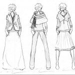 Clothes_Design_Sketches