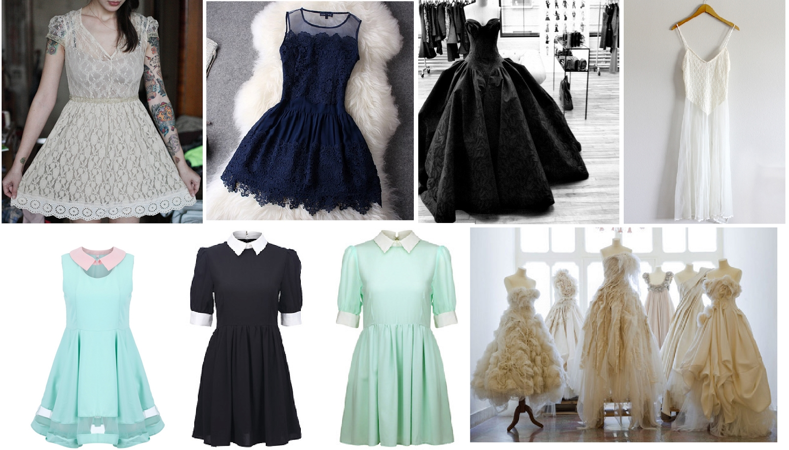 Cute Party Dresses Tumblr | Shopping Guide. We Are Number ...
