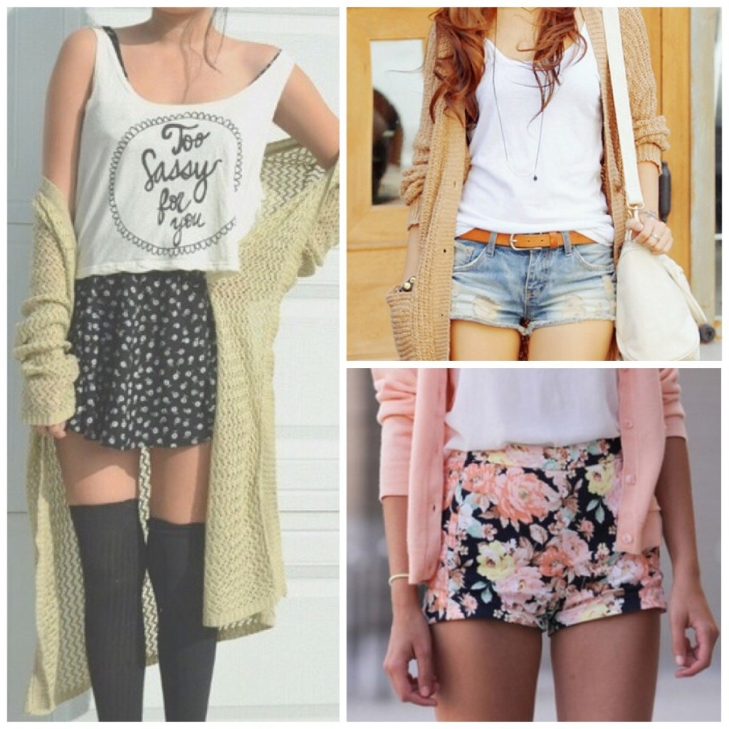 Cute Summer Outfits Tumblr Shorts 2015-2016 | Fashion ...