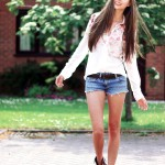 Cute_Summer_Outfits_Tumblr_Shorts_images