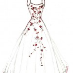 Easy_Sketches_Of_Dresses_Photo,_Image_Gallery_-_Picturemob.com