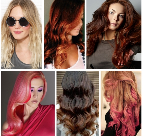 fall winter 2015 2016 hair color trends celebrities beauty