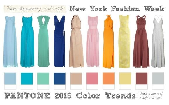 Spring Fashion Color Trends 2015 2016 Fashion Trends